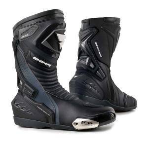 Boty na motorku Shima RSX-6 černé