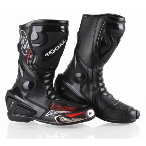 Boty na motorku Tschul TX6-Pro černé