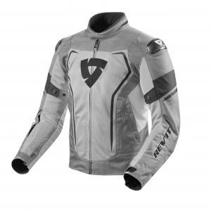 Bunda na motorku Revit Vertex air černo-světle šedá výprodej