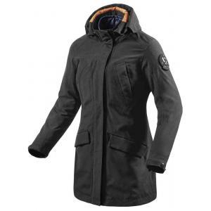 Dámská bunda na motorku Revit Metropolitan černá výprodej