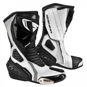 Dámské boty na motorku Shima RWX-6 bílé