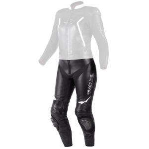 Dámské kalhoty Tschul 536 černo-bílé