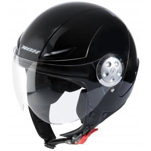 Dětská přilba na motorku otevřená NOX N216 černá výprodej