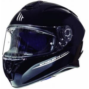 Integrální přilba na motorku MT Targo černá