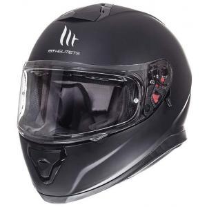 Integrální přilba na motorku MT Thunder 3 SV černá matná