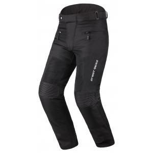Kalhoty na motorku Street Racer Elite černé