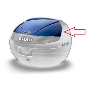 Kryt kufru SHAD D1B29E01 pro SH29 modrá