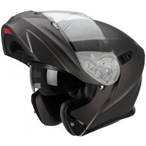 Moto přilba vyklopná Scorpion EXO-920 antracitová matná