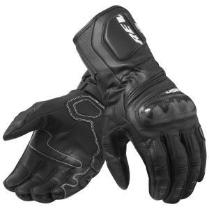 Moto rukavice Revit RSR 3 - černé výprodej