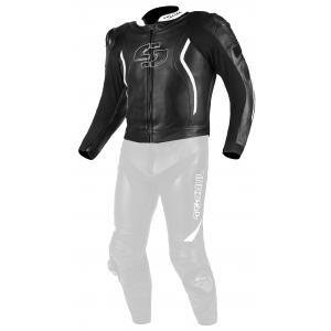Pánská bunda Tschul 535 černo-bílá