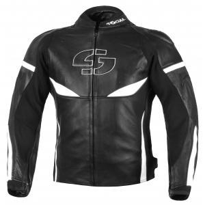 Pánská bunda Tschul 890 černo-bílá