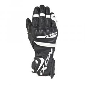 Pánské rukavice IXON RS Tempo AIR černo-bílé
