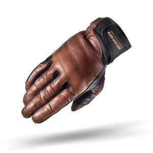 Pánské rukavice Shima Revolver hnědé