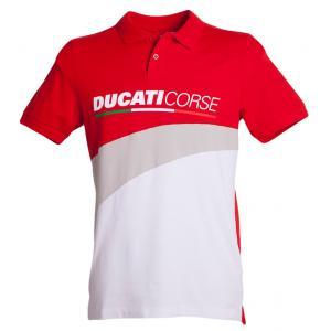 Polo triko Ducati - Corse výprodej