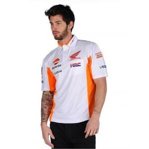 Polo triko Repsol Honda - bílé výprodej