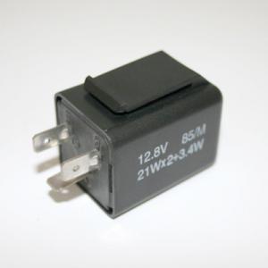 Přerušovač blinkrů, 3 pólový elektronický 12V