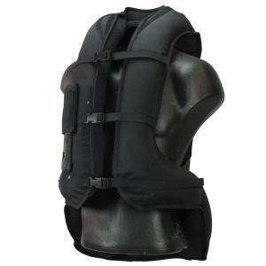 Airbagová vesta HELITE Airnest černá