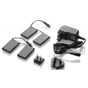 Baterie s nabíječkou pro vyhřívané rukavice a ponožky KLAN-e 7.4V/3A