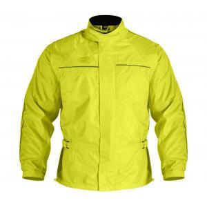 Bunda do deště Oxford Rain Seal fluo žlutá