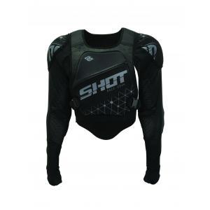 Chránič těla Shot Ultralight černo-šedý