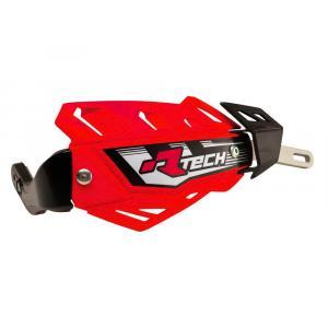 Chrániče rukou RTECH FLX ATV/QUAD červené výprodej