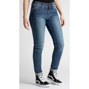 Dámské jeansy na motorku BROGER California modré výprodej