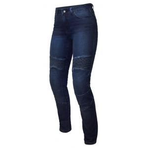 Dámské jeansy na motorku Ozone Agness II modré
