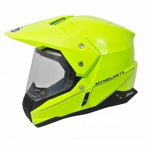 Enduro přilba MT Synchrony Duosport SV fluo žlutá