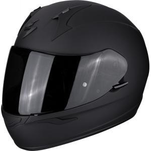 Integrální přilba Scorpion EXO-390 černá matná