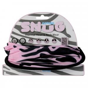 Multifunkční šátek Oxford Snug Pink Zebra