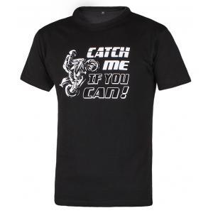 Pánské triko Catch me if you can