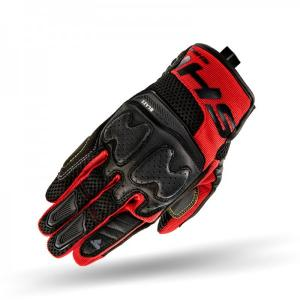 Rukavice Shima Blaze černo-červené
