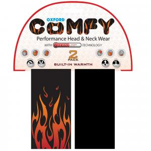 Šátky Oxford Comfy Flame Thermolite® výprodej