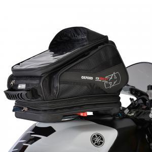 Tankbag na motocykl Oxford Q30R QR černý