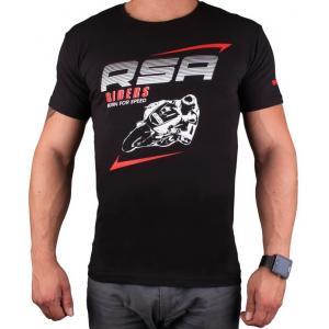 Triko RSA Riders černé
