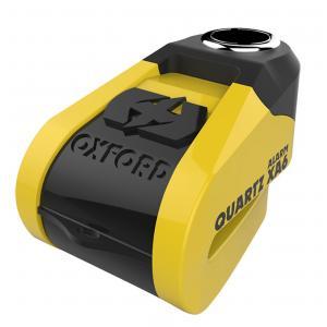 Zámek kotoučové brzdy Oxford Quartz Alarm XA6