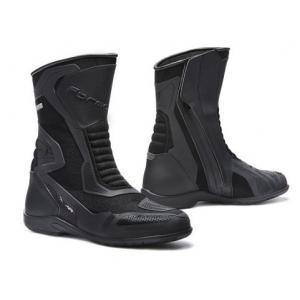Boty na motorku Forma Air3 HDry černé výprodej