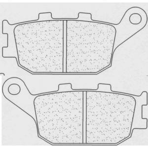 Brzdové destičky CL BRAKES 2296 RX3