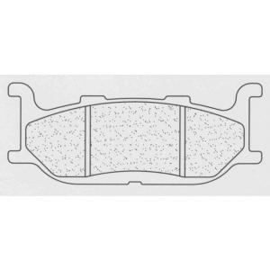 Brzdové destičky CL BRAKES 2391 S4