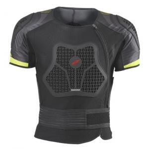 Chránič Zandona Netcube Vest Pro X8 černo-fluo žlutý 180-189 cm