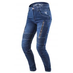 Dámské jeansy Street Racer Basic modré výprodej