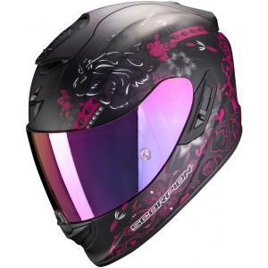 Integrální přilba Scorpion EXO-1400 Air Toa černo-růžová