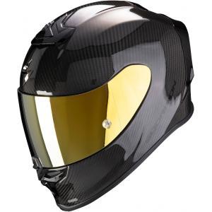 Integrální přilba Scorpion EXO-R1 Carbon Air černá lesklá