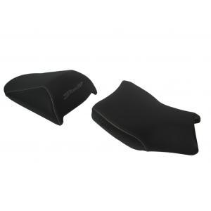 Komfortní sedlo SHAD SHS0B610C černé, šedé švy