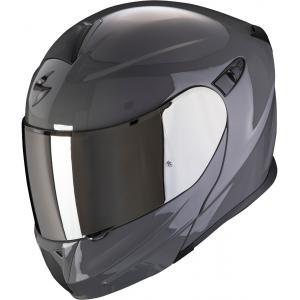 Moto přilba výklopná Scorpion EXO-920 šedá výprodej