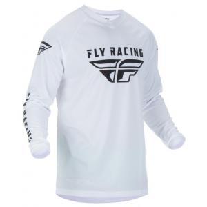 Motokrosový dres FLY Racing Universal 2020 bílý