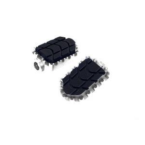 Náhradní gumy PUIG ENDURO 8133U černý