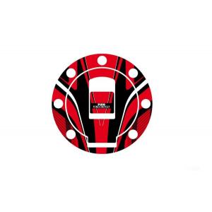 Ochranné nálepky na víčko nádrže PUIG RADIKAL 6322R červená výprodej