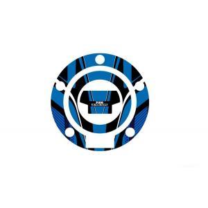 Ochranné nálepky na víčko nádrže PUIG RADIKAL 6324A modrá výprodej