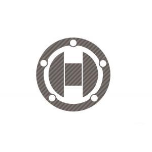 Ochranné nálepky na víčko nádrže PUIG X-TREME 8410C karbonový vzhled výprodej
